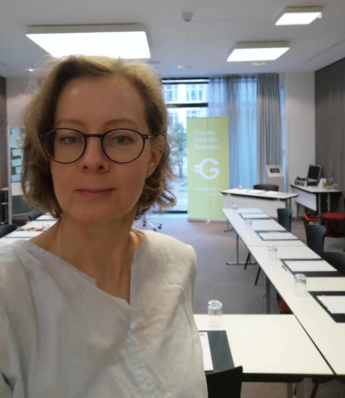 Gleich geht es los - ETF Seminar der Geldfrau